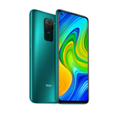 XIAOMI Redmi Note 9 Pro 64GB Dual - Green