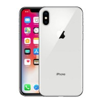 Apple iPhone X  - SILVER 64GB